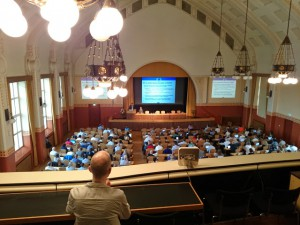 Repository conference