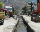 Development and reconstruction work in Dili, Timor-Leste, 2013.