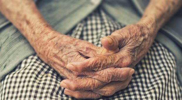 Rheumatoid arthritis often affects the joints of the hands