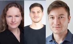 Lena Walther, Jannes Jacobsen & Lukas M. Fuchs