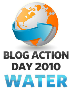 Blog Action Day - raising awareness around access to water