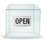 blog - open peer review transparent box