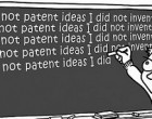 patent cartoon