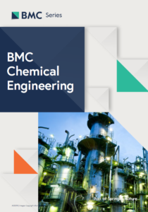 Bmc Enters The World Of Chemical Engineering Research In Progress Blog