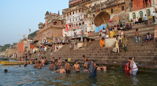 The Ganges River Is Dying Under the Weight of Modern India