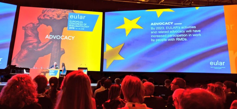 EULAR 2019: highlights from the annual conference - BMC Series blog