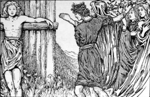 The death of Baldr