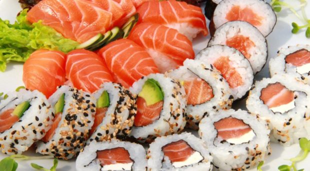 Does your sushi contain parasites? - BugBitten