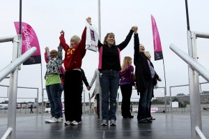 Susan G Komen 3-Day for the Cure walk