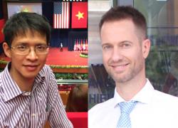 Tuan Nguyen & Roger Mathisen