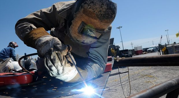 are welders being exposed to harmful levels of zinc oxide a q a