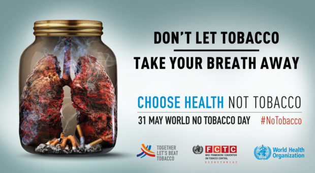 Quitting smoking on World No Tobacco Day: what does the