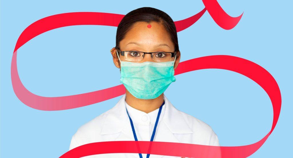Solidariedade global: Dia Mundial da AIDS de 2020 1